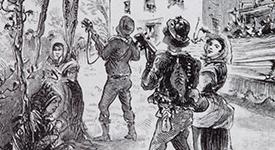Peasants returning from the Festival (C.1883) Coleção Norberto Gomes